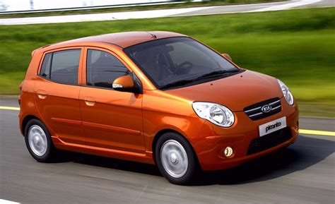 Kia Picanto 2009 Review Car And Driver
