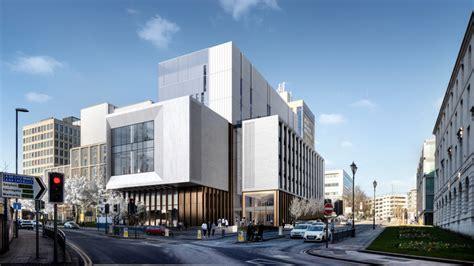 Landscape Architecture Leeds Beckett Leeds Beckett Creative Arts Building
