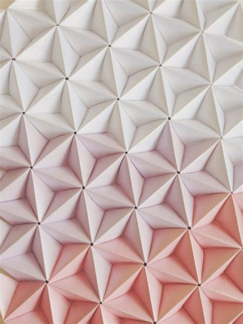 Origami 3d Shapes - best 25 origami wall ideas on paper wall