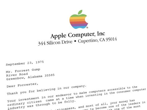 business letter to apple exle big apple 171 roger montgomery