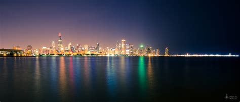 City Glow glow of the windy city chicago harbor where to willie