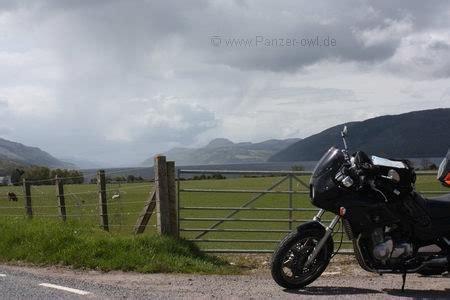 Motorrad Tour Owl by Motorradtour Durch Schottland Loch Ness