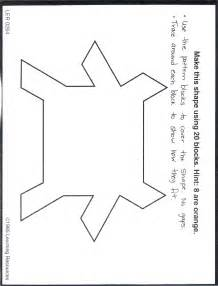 Pattern Block Templates For Kindergarten pattern block pictures 171 browse patterns