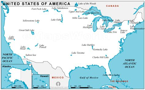 world map with all lakes usa lakes map lakes map of usa lakes usa map united