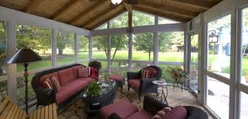 Outdoor Screen Room by Screen Rooms Sunrooms Additions What S The Difference