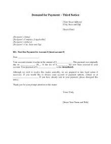 Demand Letter Templates by Best Photos Of Payment Demand Letter Exle Payment