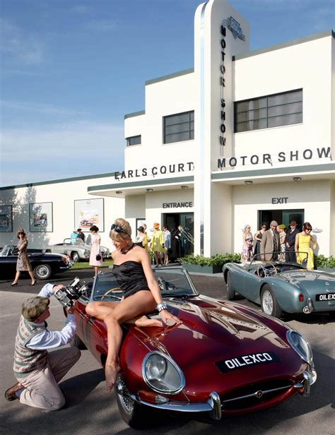 earls court motor show goodwood announces an alternative motor show at the revival as earls court re opens its doors