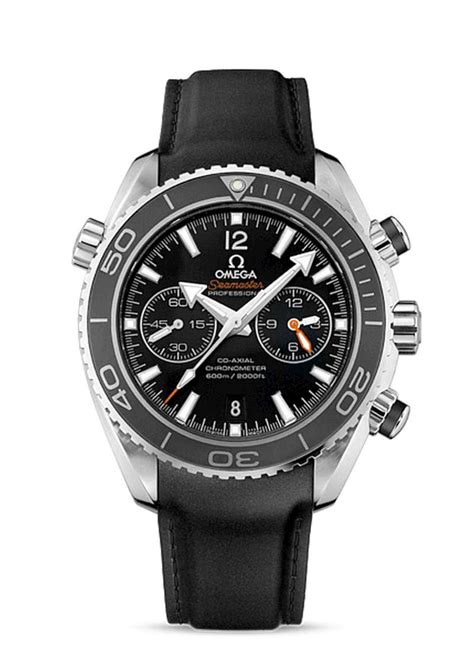 Omega Seamaster Planet Ocean Ceragold Watch | wordlessTech