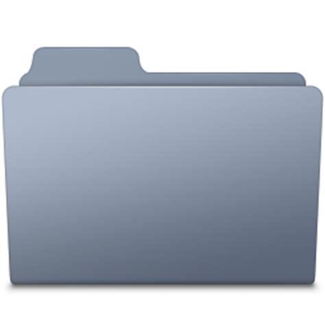 design icon folder generic folder graphite icon smooth leopard iconset