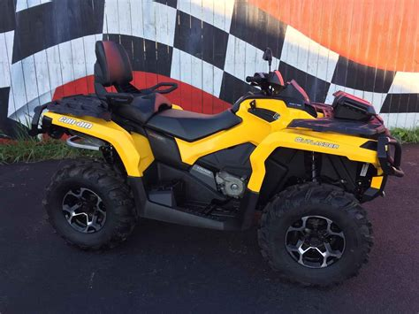 used can am outlander 1000 for sale page 25819 used 2013 can am outlander max xt 1000 in