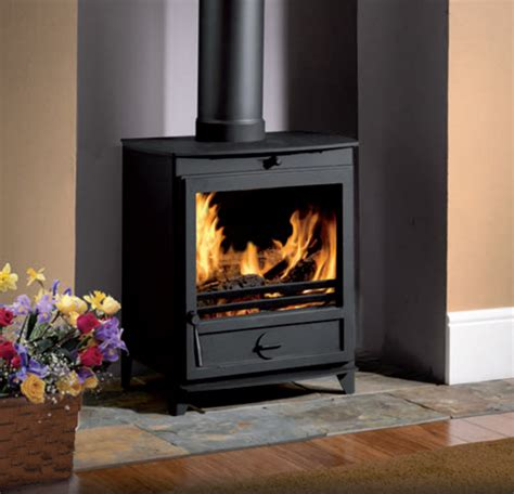 Fireline Fireplaces by Fireline Fp Fx 5 Wide Multi Fuel Stove York Fireplaces