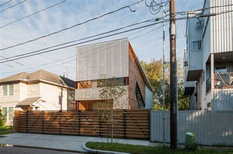 modern shotgun house in fourth ward designer builds modern shotgun house