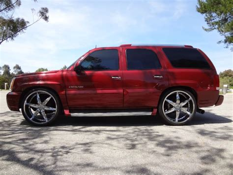 2003 Cadillac Rims by 2003 Cadillac Escalade On 26 Quot Inch Only 68k
