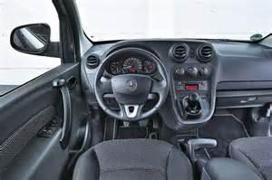 Renault Kangoo Dashboard Mercedes Vs Citan Renault Kangoo And Vw Caddy Ama