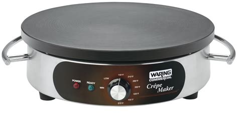 commercial maker commercial electric crepe maker machine 16 quot cooking surface