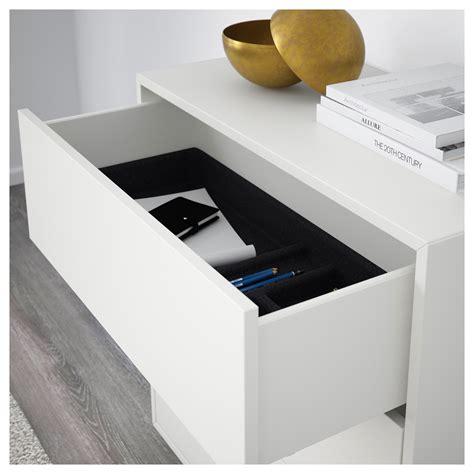Ikea Schrank Organizer Systeme by Eket Cabinet With 3 Drawers White 70x35x70 Cm Ikea