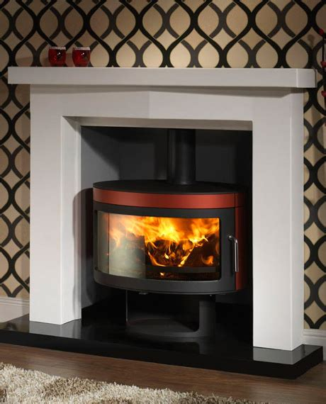 modern wood burning stove from future fires