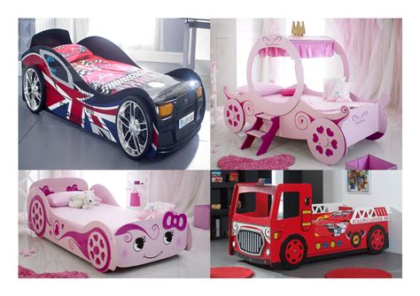 novelty bed novelty childrens beds race cars princess carriage fire