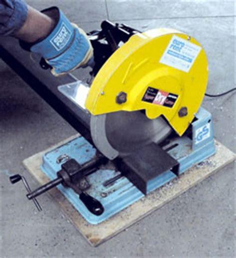 afkortzaag staal huren metaal afkortzaag huren industri 235 le gereedschappen