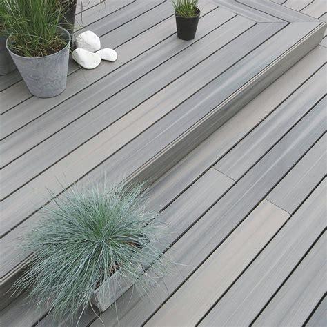 terrasse xtrem lame fiberon xtreme terrasse en bois composite deck linea