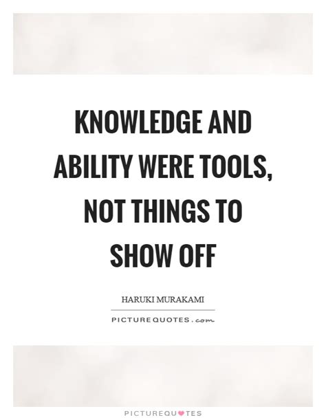 Quotes About Tools
