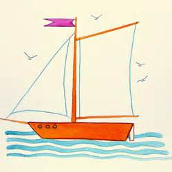 dessiner le bateau dessiner un bateau l atelier canson