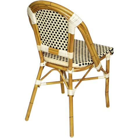 Bamboo Bistro Chairs Bamboo Bistro Chairs Fantastic Set Of Four Maison Drucker Bastille Bamboo Bistro Chairs At