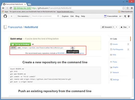 tutorial git local visual studio github integration tutorialfrancois malgreve