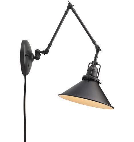 Scissor Sconce Industrial Style Swing Arm Lamps Love Scandi