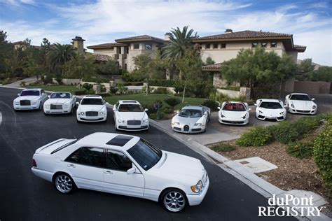Floyd Mayweather Car Collection 3 Motoroids Com