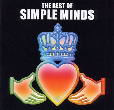 the best of simple minds car 225 tula frontal de simple minds the best of simple