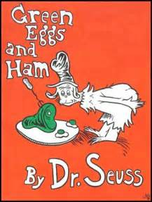 The Living Room Green Eggs And Ham Book Club Week 25 Green Eggs And Ham
