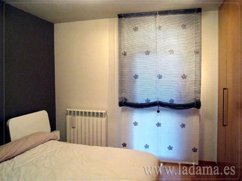 estores para habitacion estores con caidas y dobles estores la dama decoraci 243 n