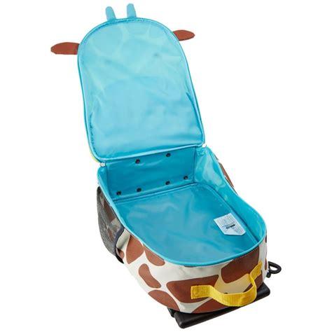 Skip Hop Zoo Luggage Kid Rolling Luggage Giraffe skip hop zoo kid travel rolling luggage backpack giraffeskip hop backpacks