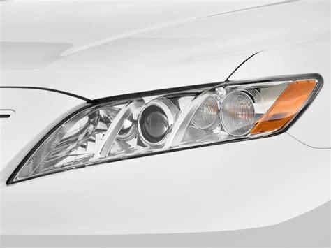 toyota camry 2009 headlights 2009 toyota camry 4 door sedan i4 auto natl headlight