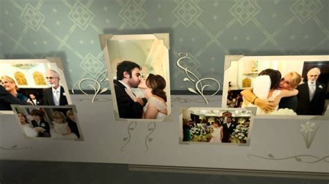 3d Wedding Photo Album After Effects Template Youtube Wedding Album After Effects Template