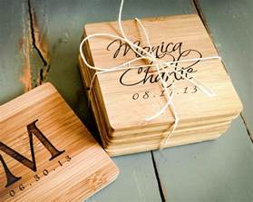 custom gifts 6 personalized gifts your bridal party guests will love