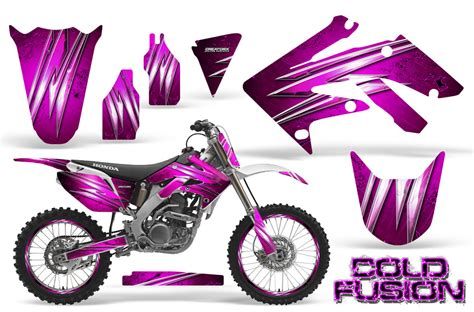 Another Pink Kit by Honda Crf250r Decal Kit By A 41 Car Interior Design