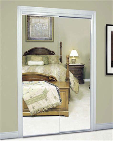 Slimfold Sliding Mirrored Doors Dunbarton Corporation Slimfold Closet Doors