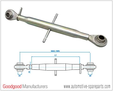 tractor top link bar top link assembly manufacturer of tractor linkage parts