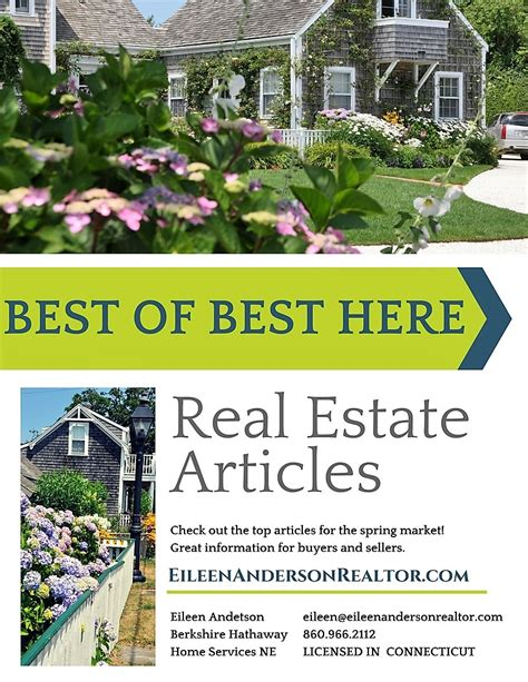 1904 best top real estate articles images on pinterest top real estate articles for buyers sellers eileen