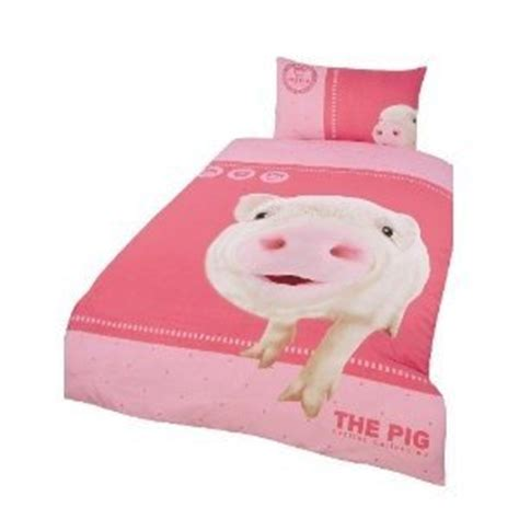 Pig Bedding Set animals the pig design quilt duvet cover