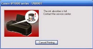 reset error ip1300 blink code printer canon pixma ip1200 ip1300 ip1600