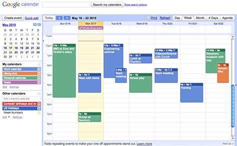 Calendar Api Android Exle Emportez Votre Agenda Partout Avec Agenda Booster