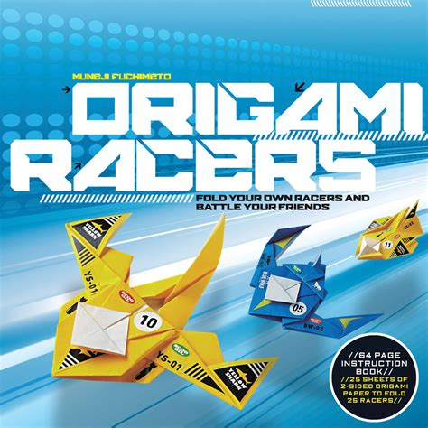 Origami Race Car - origami racers fold your own racers and battle your friends
