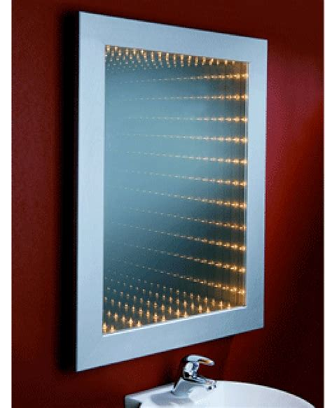 bathroom mirrors with led lights l e d bathroom mirror decobizz com