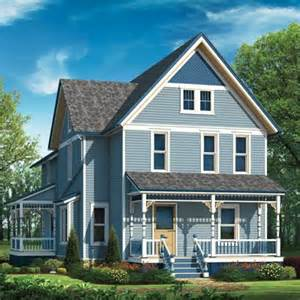 blue house exterior colour schemes truly cool blue photoshop redo punching up a proud