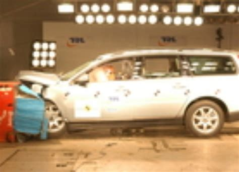 accident recorder 2007 volvo v70 parking system crash test volvo v70 infomotori