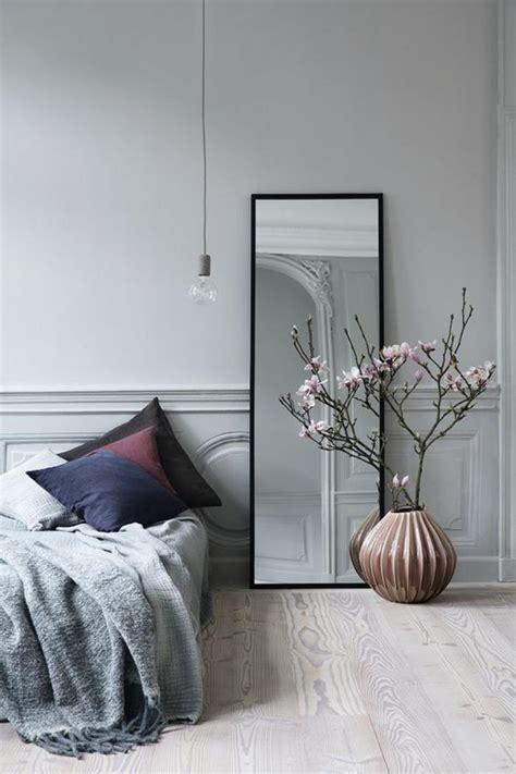 mirroir chambre comment r 233 aliser une d 233 co avec un miroir design