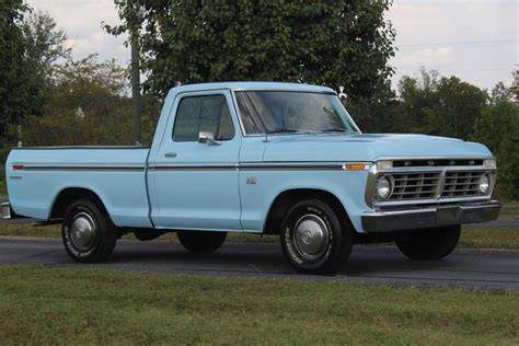 film pick up 1975 1975 ford f100 for sale mcg marketplace